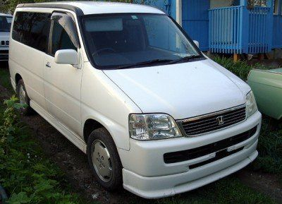 Honda Stepwgn 2000 - отзыв владельца