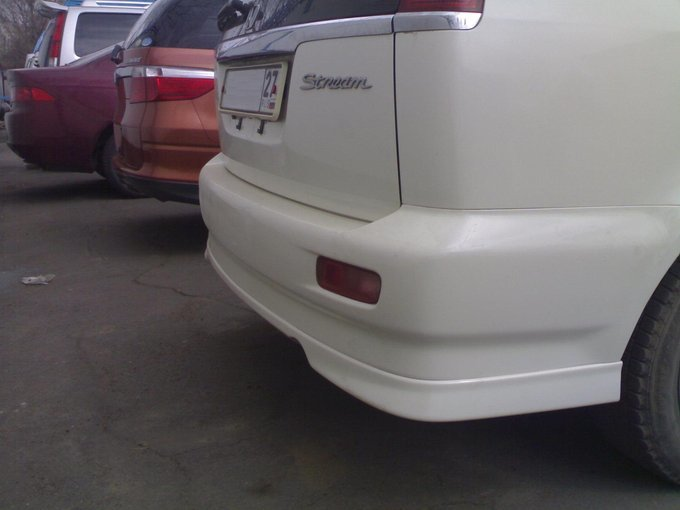 Honda Stream.