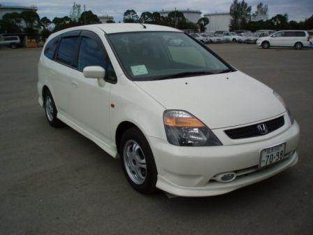 Honda Stream 2001 - отзыв владельца