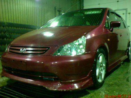 Honda Stream 2001 - ����� ���������