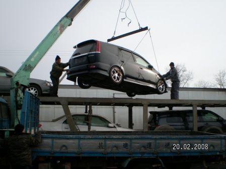 Honda Stream 2002 - ����� ���������