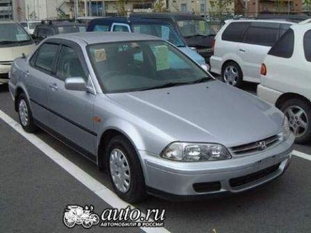 Honda Torneo 2001 - отзыв владельца