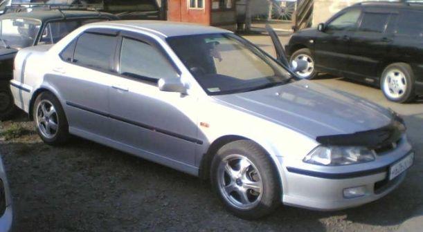 Honda Torneo 1999 - отзыв владельца