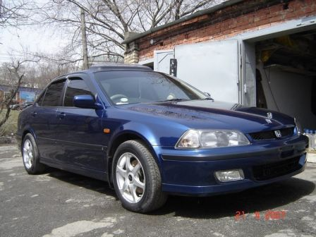 Honda Torneo 1998 - ����� ���������