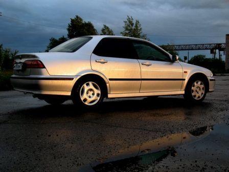 Honda Torneo 1997 - отзыв владельца