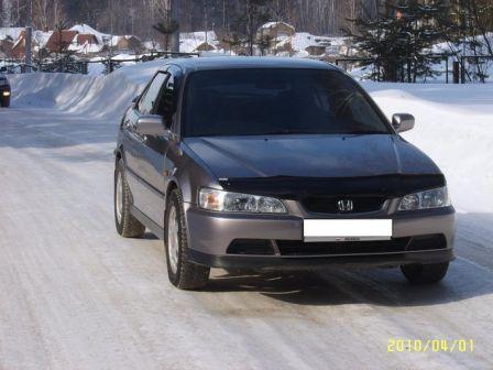 Honda Torneo 1999 - ����� ���������