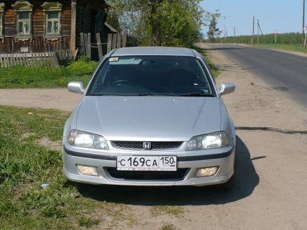 Honda Torneo 1998 - отзыв владельца