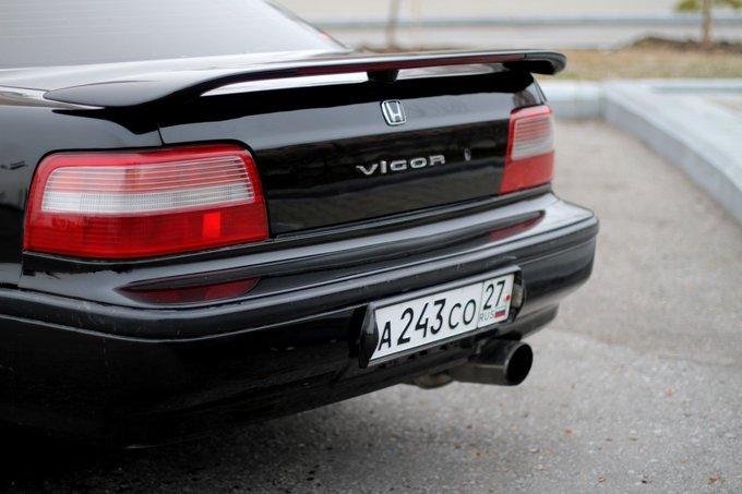 Honda Vigor.
