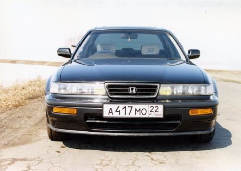 Honda Vigor 1994 - отзыв владельца