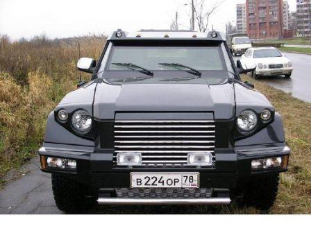 Hummer Hummer  - отзыв владельца