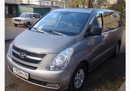 Hyundai Grand Starex 2011 отзыв владельца