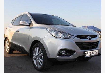 Hyundai ix35 2010 ����� ���������