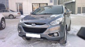 Hyundai ix35 2012 отзыв владельца   Дата публикации: 22.04.2013