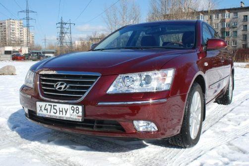 Hyundai NF 2008 - ����� ���������