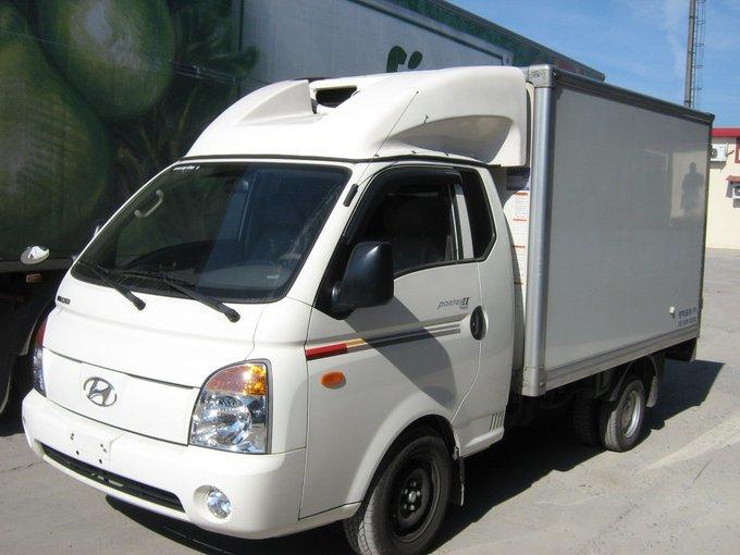 Hyundai Porter.