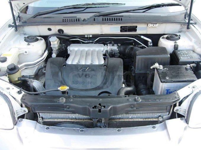 Hyundai Santa Fe Classic.