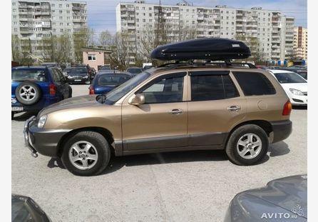 Hyundai Santa Fe Classic 2001