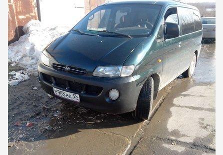 Hyundai Starex 1999 ����� ���������
