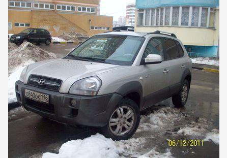 Hyundai Tucson 2006 ����� ���������