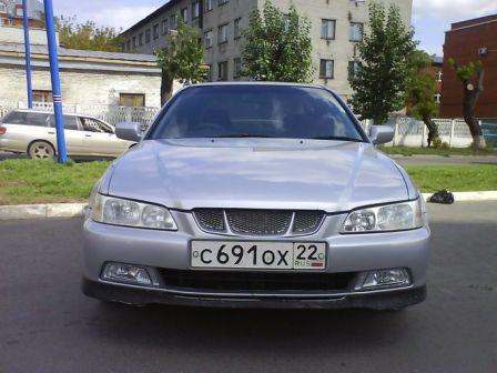 Isuzu Aska 2000 - отзыв владельца