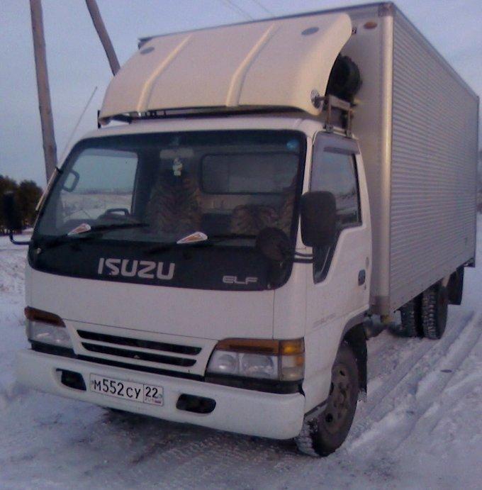 Isuzu Elf