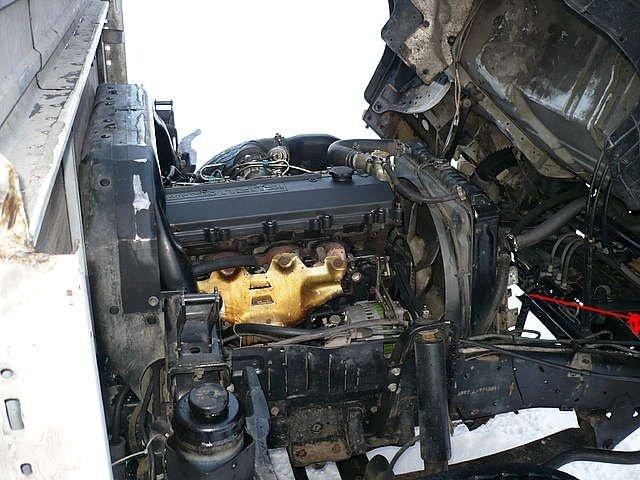 Ремонт двигателя исузу эльф своими руками