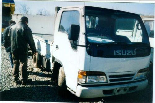 Isuzu Elf 1994 - отзыв владельца