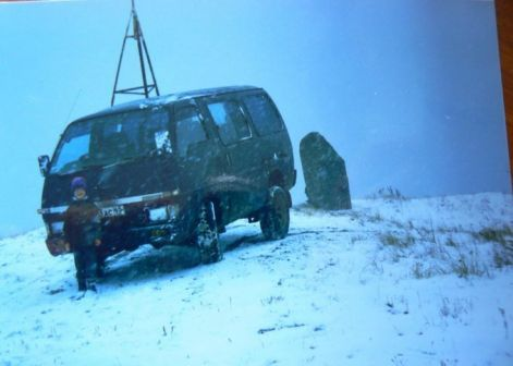 Isuzu Fargo 1994 - отзыв владельца