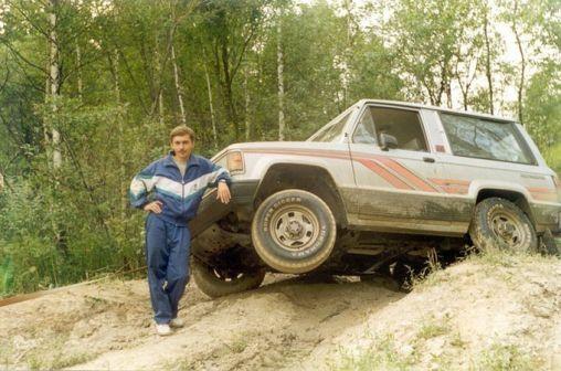 Isuzu Trooper 1988 - ����� ���������