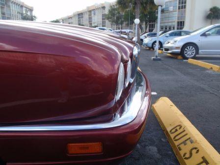 Jaguar XJ 1995 - отзыв владельца