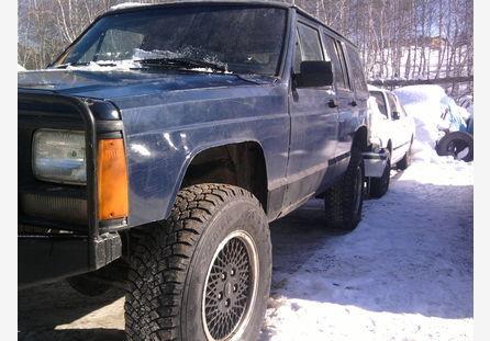 Jeep Cherokee 1988 ����� ���������