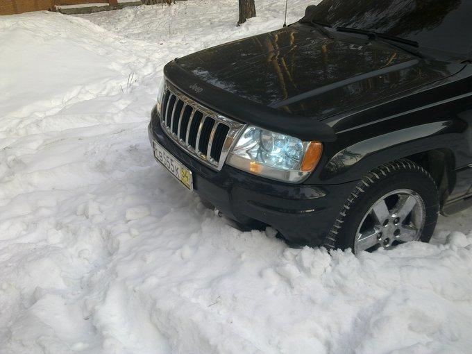 Jeep Grand Cherokee.