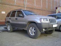 Jeep Grand Cherokee 2003 отзыв владельца | Дата публикации: 09.12.2012
