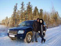 Jeep Grand Cherokee 2002 отзыв владельца | Дата публикации: 20.02.2013