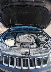 Jeep Grand Cherokee 2014 отзыв владельца | Дата публикации: 24.03.2014