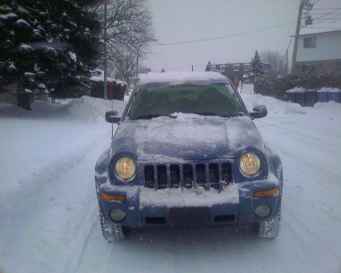 Jeep Liberty.