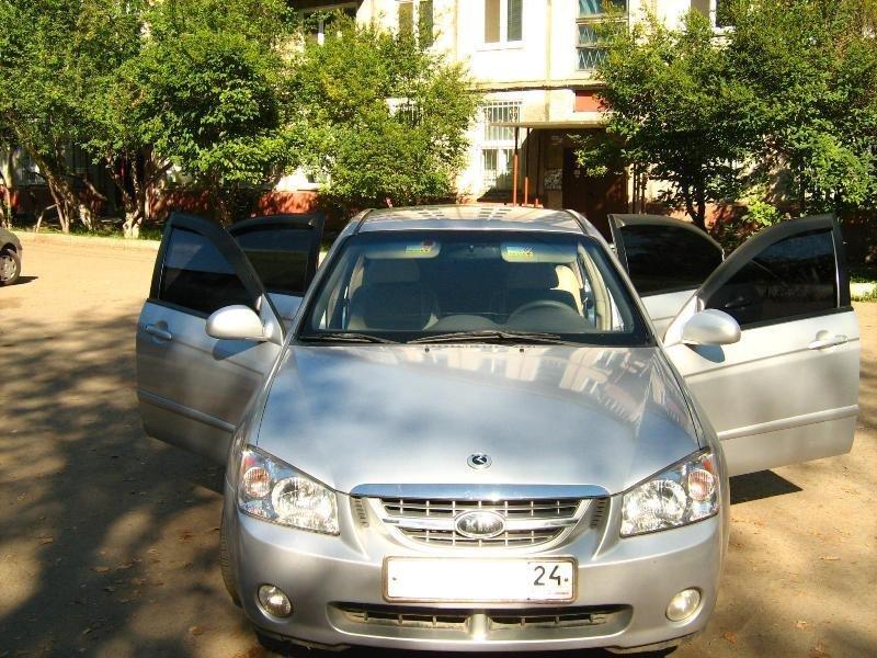 киа серато 2008 отзывы владельцев с фото