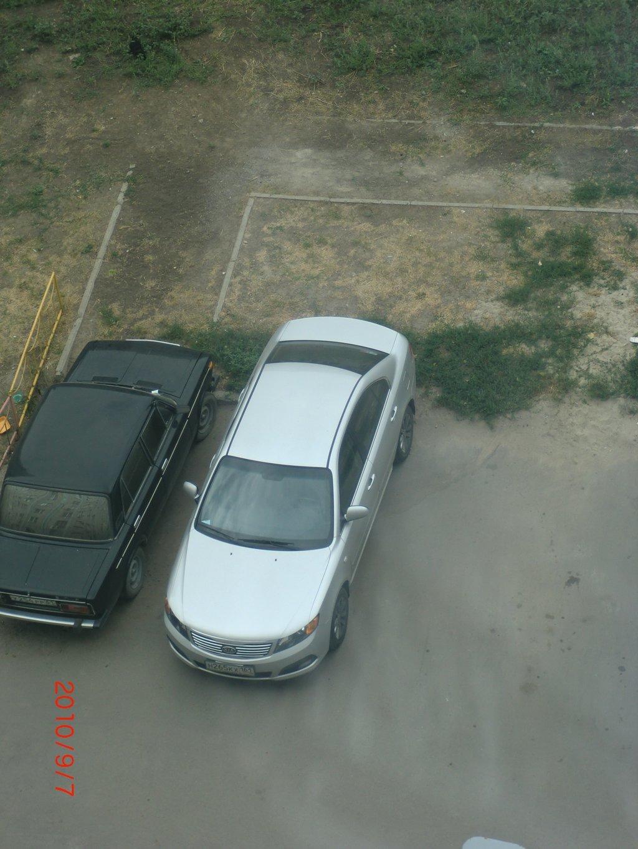киа маджентис 2010 тюнинг фото