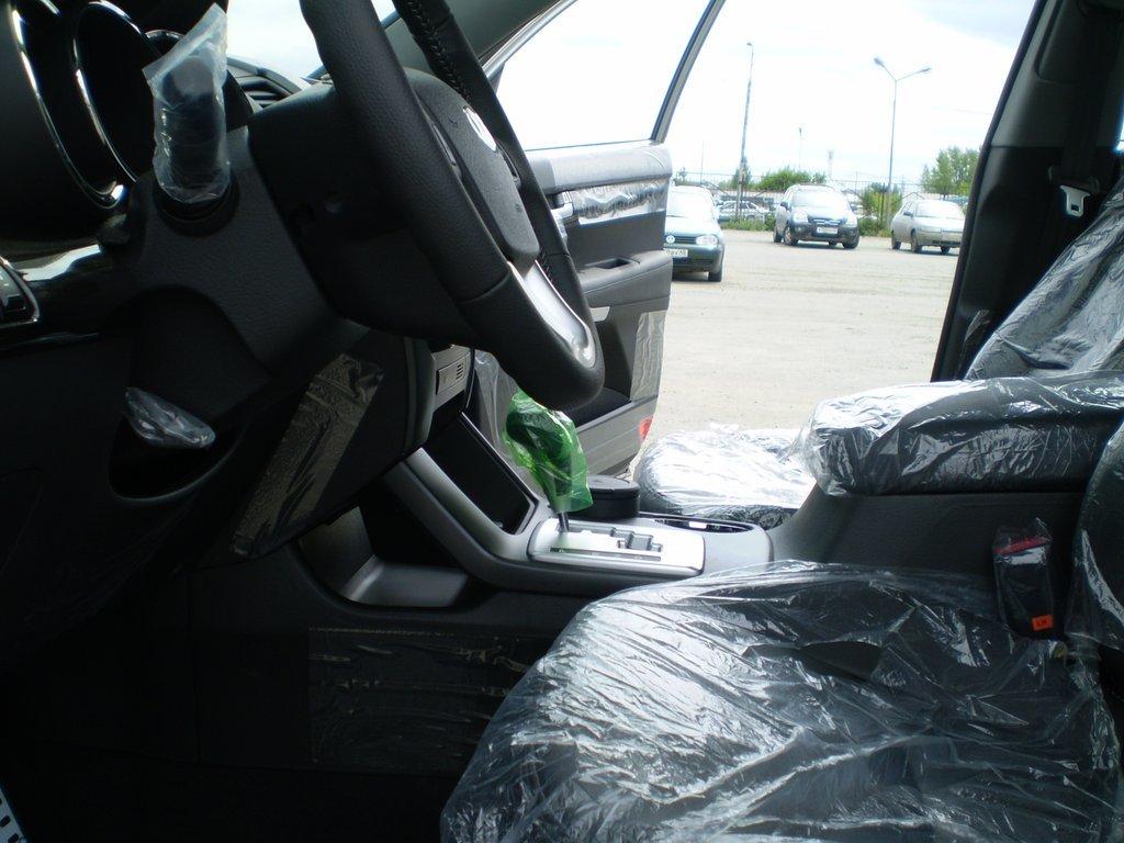 как открыть багажник киа соренто