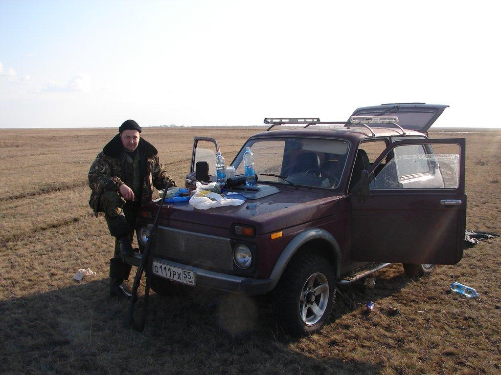тюнинговые нивы под охоту и рыбалку фото