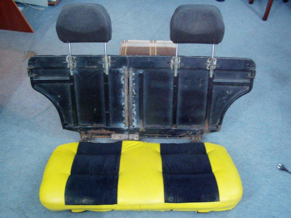 Нива как сделать сиденье 155