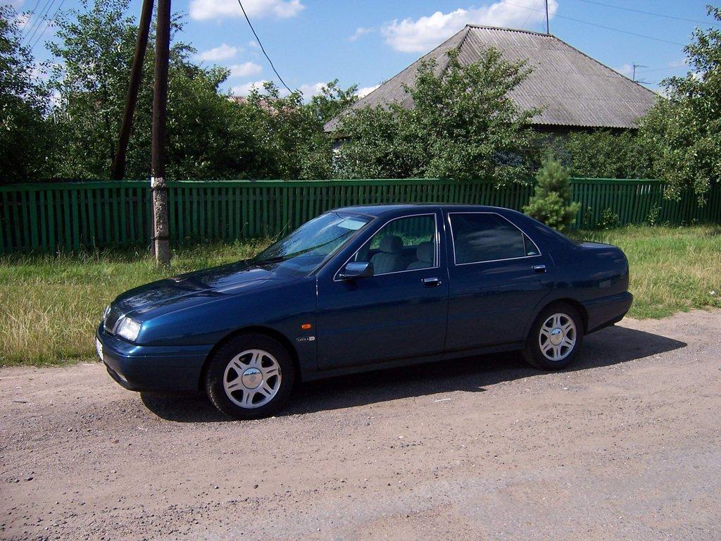 Lancia Kappa: цена, технические характеристики, фото