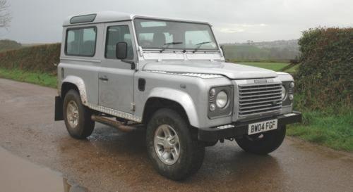 Land Rover Defender 2005 - отзыв владельца