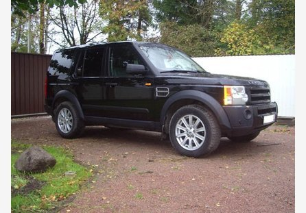 Land Rover Discovery 2007 ����� ���������