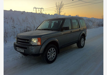 Land Rover Discovery 2008 ����� ���������