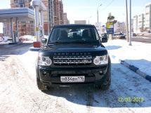 Land Rover Discovery 2010 отзыв владельца   Дата публикации: 12.03.2013