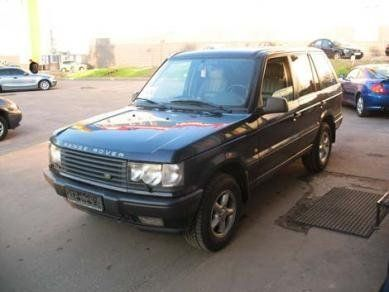 Land Rover Range Rover 1998 - отзыв владельца