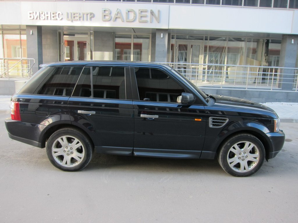 land rover range rover sport 2006 4 4 se 4. Black Bedroom Furniture Sets. Home Design Ideas