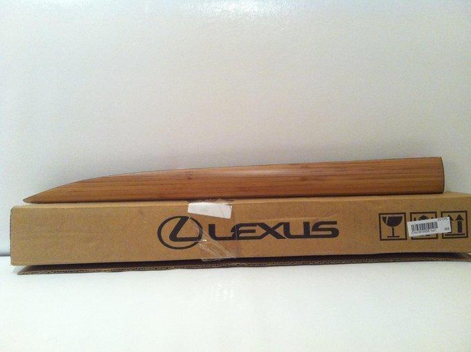 Lexus CT200h.