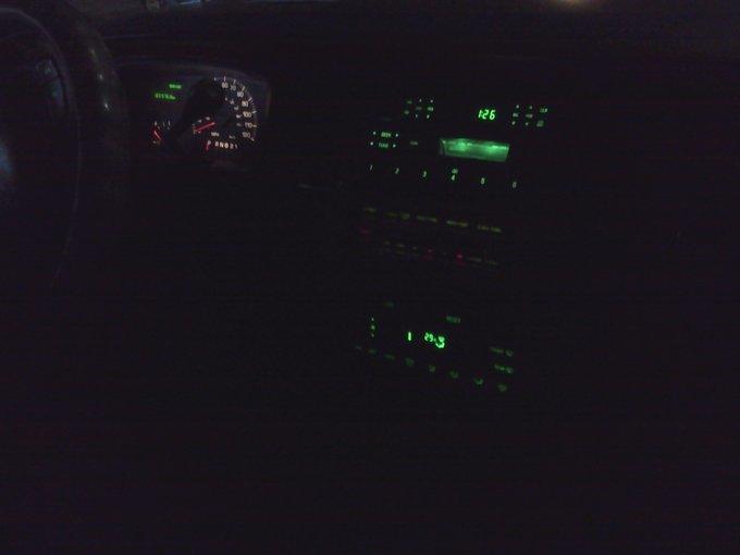 Lincoln Town Car.
